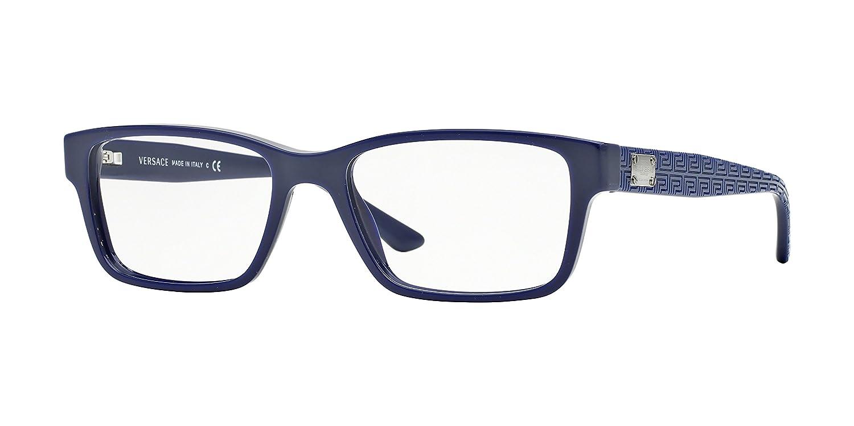 Amazon.com: Versace Men\'s VE3198A Eyeglasses Black 55mm: Shoes