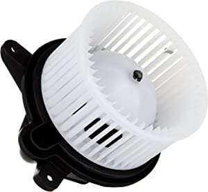 Aintier 1PC ABS Blower Motor HVAC Fan Cage Air Conditioning Fit for 1997-2001 Jeep Cherokee/ 1997-2001 Jeep Wrangler