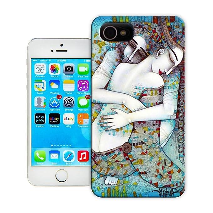 Amazon.com: SIYJHO High Quality Tpu Two Lovers Phone Case ...