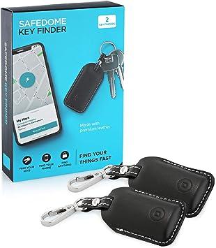 Amazon.com: Safedome - Localizador de llaves inteligente con ...
