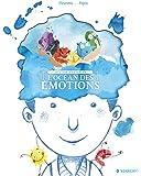 L'océan des émotions : Un livre à dérouler