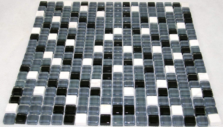 Heimwerker Boden- & Wandfliesen Fliesen Mosaik Mosaikfliesen Glas
