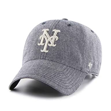 Gorra 47 Brand - Mlb New York Yankees Clean Up Curved V Relax Fit ...