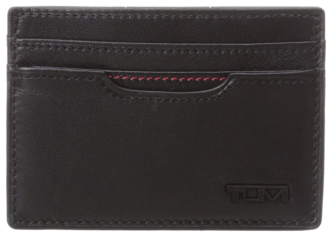 buy online 6932b cec12 TUMI Men's Delta Money Clip Card Holder