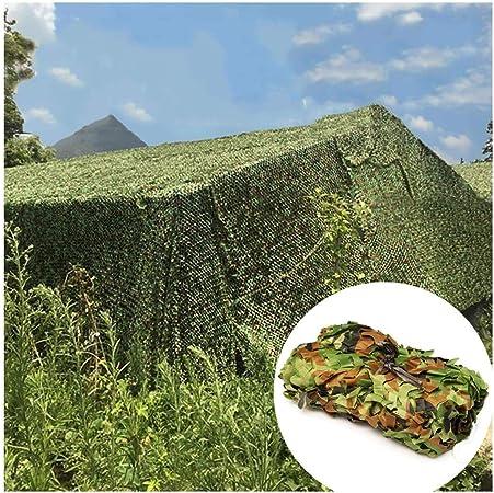 Red de Sombra para Jardín, 3x5m Camuflaje Protector Solar Toldos Malla de Lona Solar para Jardín Sombra Balcón Terraza Protección de Privacidad Privacidad Planta Planta Cubierta de Coche 3m4m5m6m7m8m1: Amazon.es: Hogar