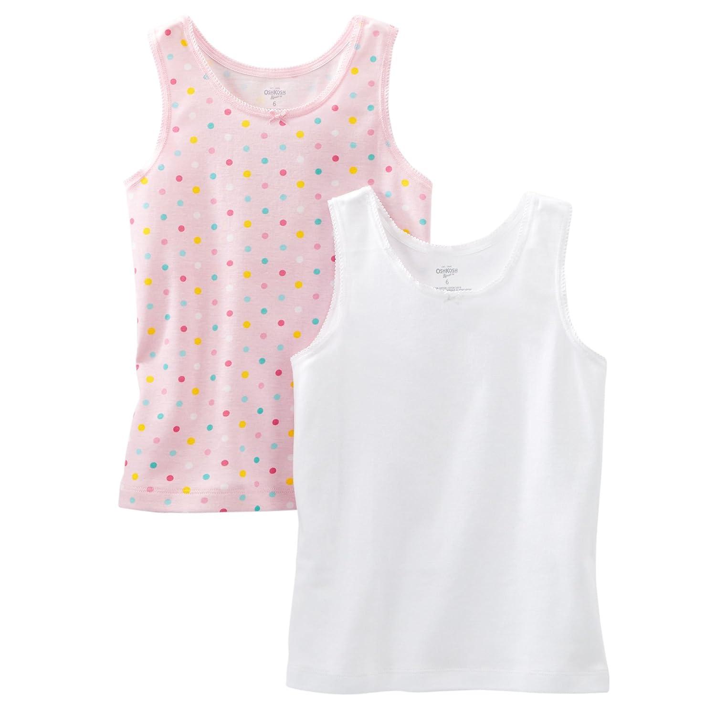 Carters Little Girls 2-pack Cotton Tee Set