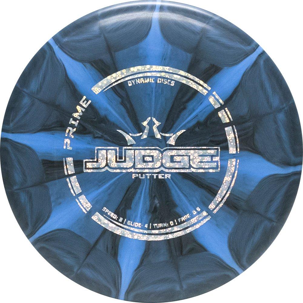 Dynamic Discs Disc Golf Prime Burst Judge Putter Disc Golf Disc 173-176g by Dynamic Discs