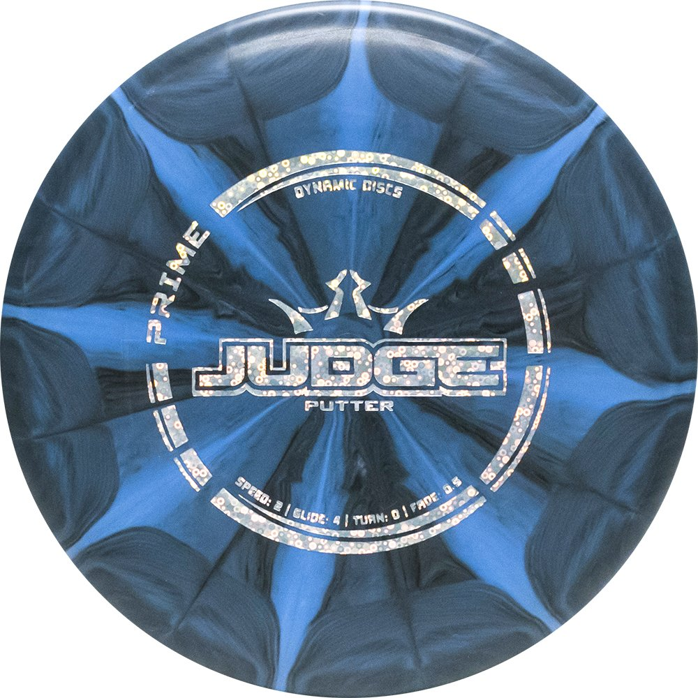 Dynamic Discs Disc Golf Prime Burst Judge Putter Disc Golf Disc 173-176g by Dynamic Discs