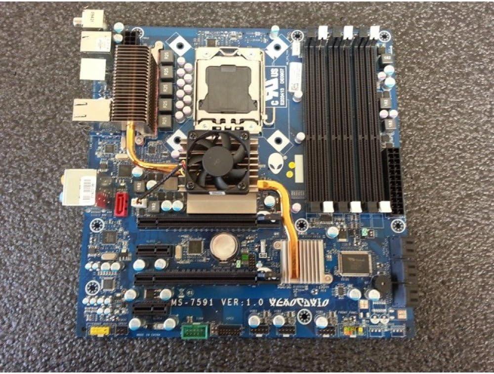 Dell H869M Alienware Aurora ALX i7 Desktop Motherboard s1156, MS-7591