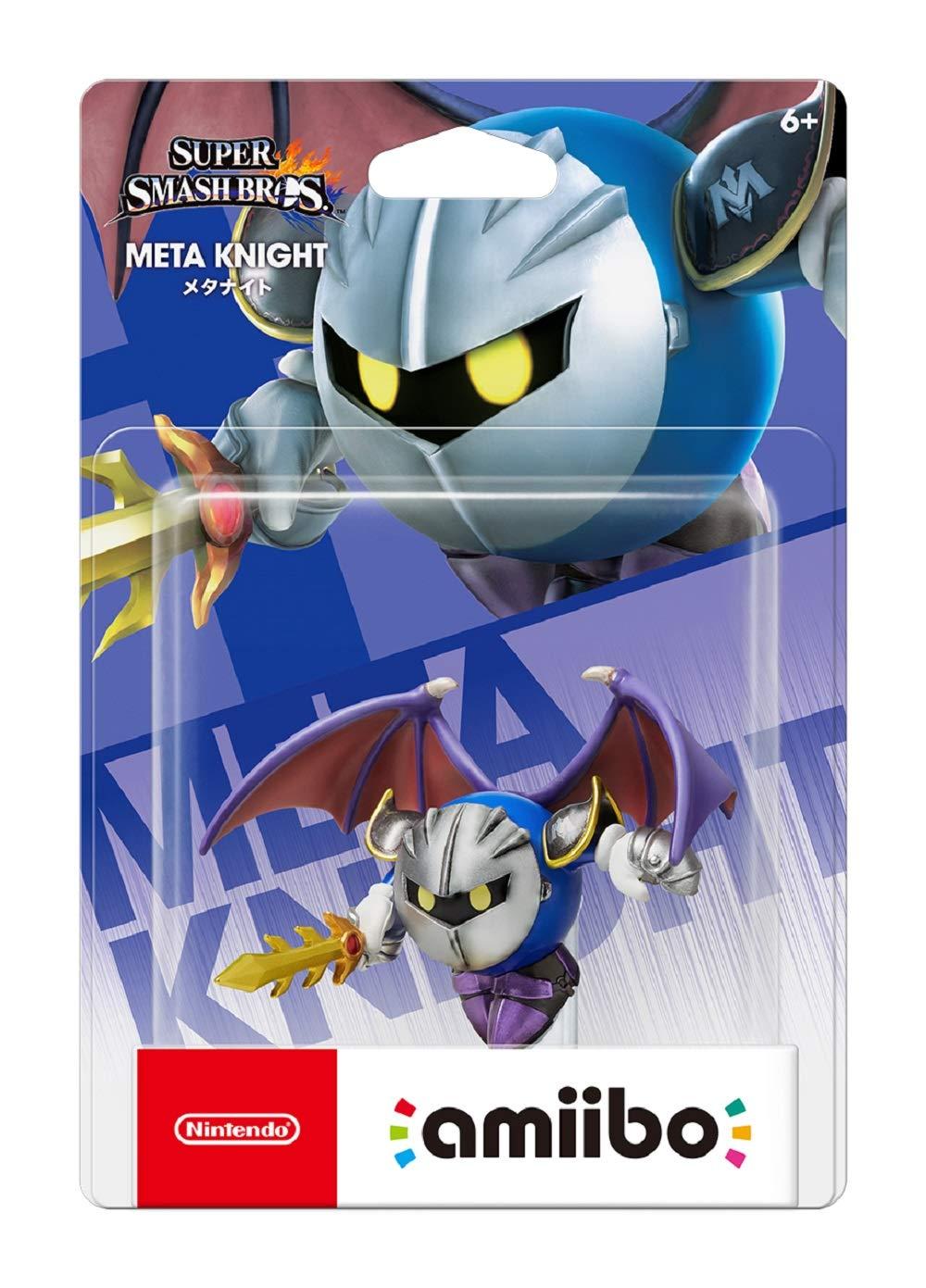 Meta Knight amiibo - Japan Import (Super Smash Bros Series) by Nintendo