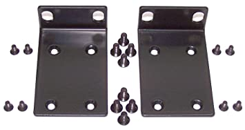 """magnaroute HD-17 Multi-Vendor Rack Mount Kit Compatible with Many 17.3/"""" Wide and"""