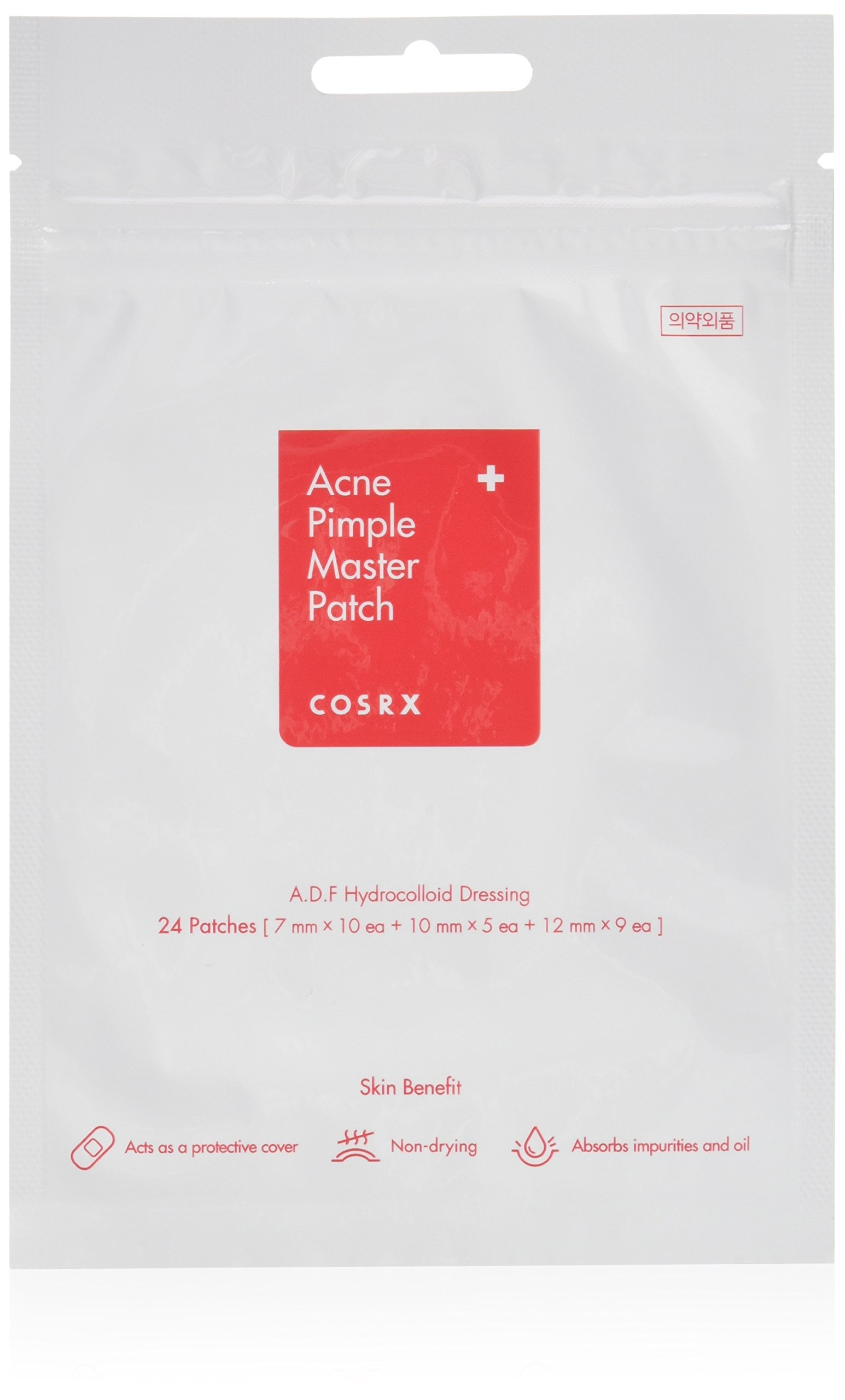 6d73e7704a5 Cosrx Acne Pimple Master Patch 24patches10 sheets