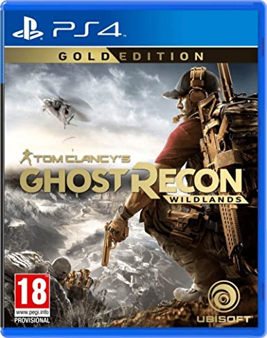 Ubisoft Tom Clancys Ghost Recon Wildlands Gold Edition, PS4 Oro ...