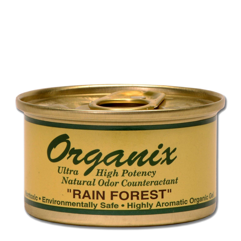 North Woods Organix - Rain Forest - Air Freshener (Pack of 12)
