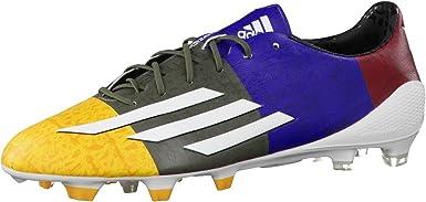 Adidas F50 adizero TRX FG Messi Fussballschuhe solar gold ...