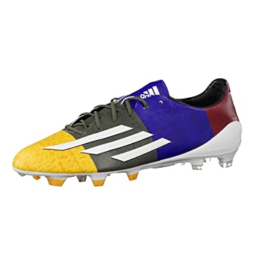 11f1670b4 ... cheap adidas f50 adizero trx fg messi fussballschuhe solar gold running  white earth green ab178 4ba72
