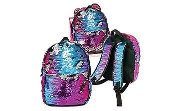 design di qualità 53dba fc495 Girabrilla- Nice 02525-Girabrilla Zainetto Backpack Galaxy Assortiti,  Colore, 8068020688266