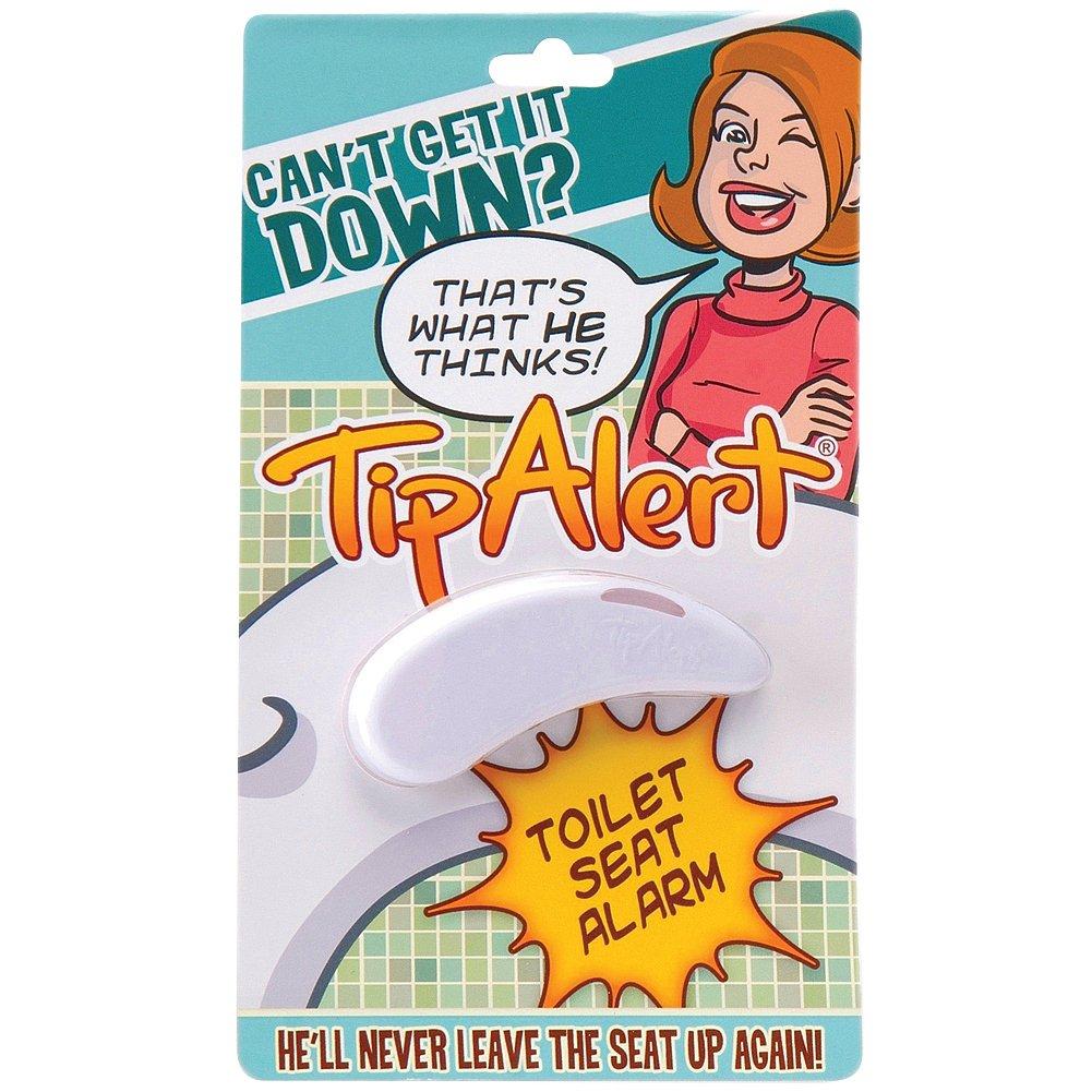 MISSISSIPPI MEDIA Tip Alert Toilet Etiquette Trainer - Music Light & Messages To Put Down Seat by MISSISSIPPI MEDIA