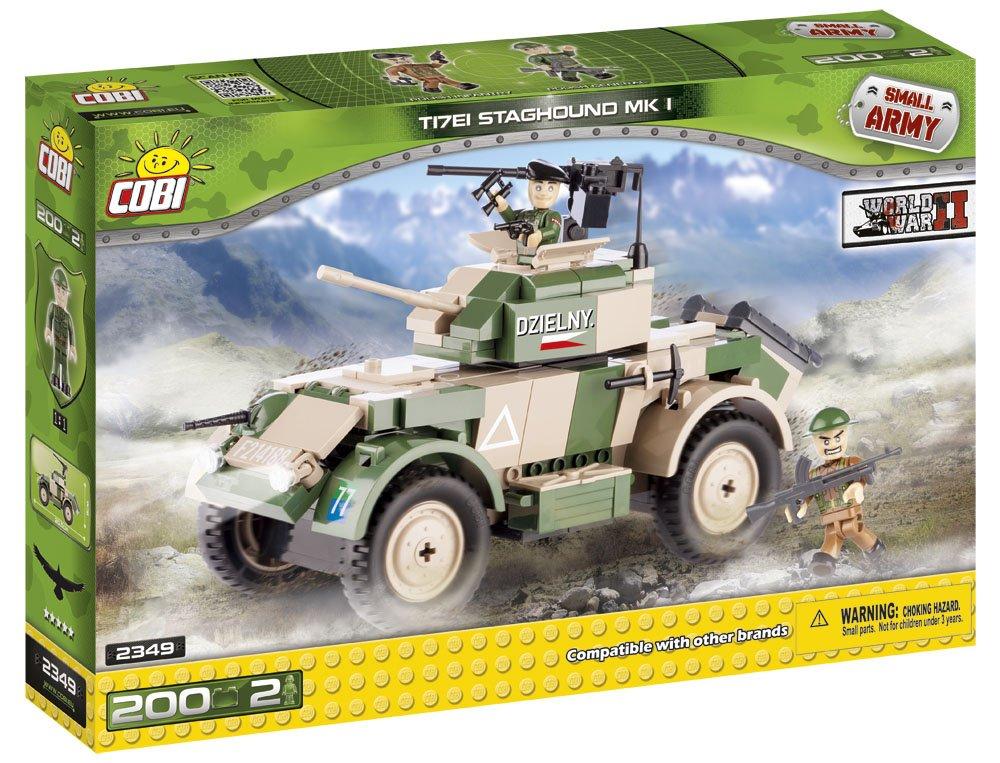 Cobi 2349 COBI Small Army Staghound T17E1