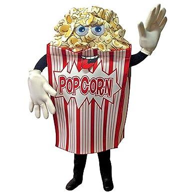 Rasta Imposta Popcorn Wavers Mascot Adult Costume  sc 1 st  Amazon.com & Amazon.com: Rasta Imposta Popcorn Wavers Mascot Adult Costume: Clothing