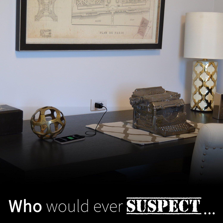 Wall USB Hidden Spy Camera