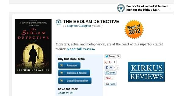 Amazon Stephen Gallagher Books Biography Blog Audiobooks Kindle