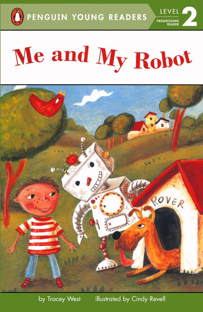 Download Me And My Robot (Turtleback School & Library Binding Edition) (All Aboard Reading: Level 2) ebook