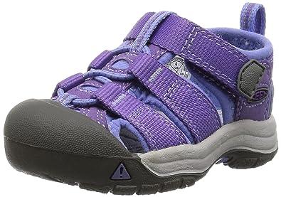 Keen Unisex Kids' Newport H2 Hiking Sandals, Purple (Purple  Heart/periwinkle)