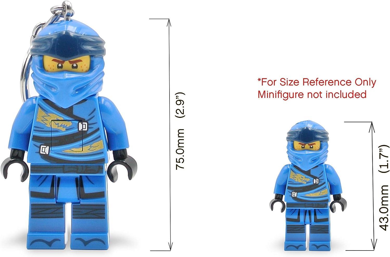 Azul Medio Lego Minifig de los brazos X 2 1 Par