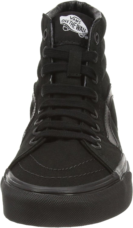 Envíos A Todo El Mundo Super Especiales En Línea Vans de los Hombres Zapatillas SK8-HI, Negro Negro Black Black Black 04WX4h wR9iwu ZjyIiv