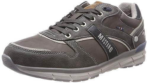 Mustang Schnürhalbschuh, Zapatillas para Hombre: Amazon.es: Zapatos y complementos