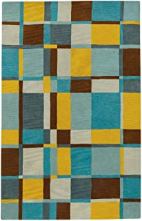 product image for Capel Left Bank Sunshine 8' x 11' Rectangle Hand Tufted Rug