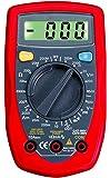 UNI-T digitale multimeter UT33D/MIE0045 AC spanningstester, DC stroom, weerstandsmeting, rechthoekgenerator, doorgangs- en diodetest