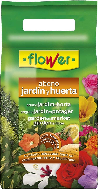Flower 10850 10850-Abono Huerta y jardín, 2 kg, No Aplica, 21x7x42 ...