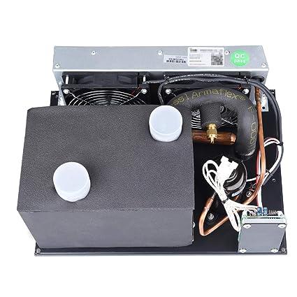 Micro DC Aircon Micro DC acondicionador de aire, DC 12V 450W ...