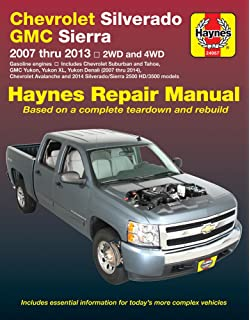 Duramax diesel engine repair manual haynes techbook haynes haynes 24067 chevy silverado gmc sierra repair manual 2007 2014 fandeluxe Gallery