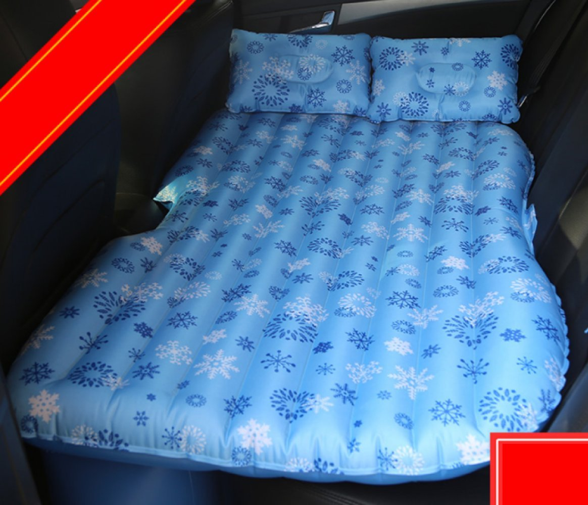 ERHANG Luftmatratzen Luftbetten Betten Luftmatratzen Aufblasbare Bett Auto Auto Bett Schlafmatte Reisebett Rear Seat Camping Mat,B 837076
