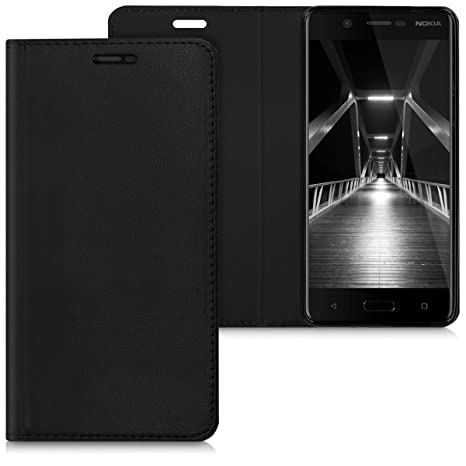 kwmobile Funda para Nokia 5 - Carcasa para móvil de [Cuero ...
