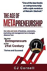 The Age of Metapreneurship: A Journey into the Future of Entrepreneurship Paperback