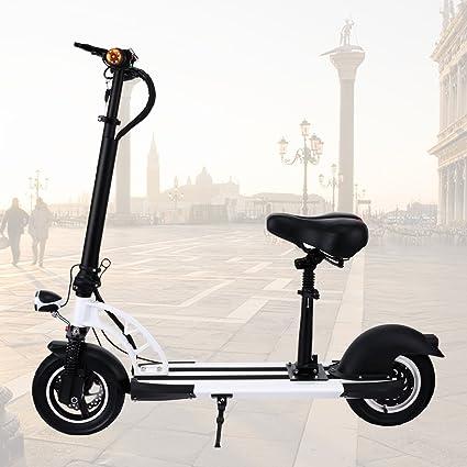 weskate E200 10 pulgadas plegable eléctrico Scooter ...