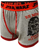 Star Wars Be Mine Don't Fly Solo Boxer Briefs for men