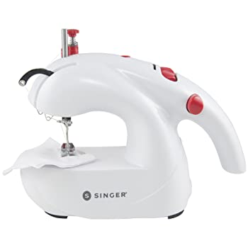 SINGER 01664 Stitch Sew Quick 2 HandHeld Mending Machine