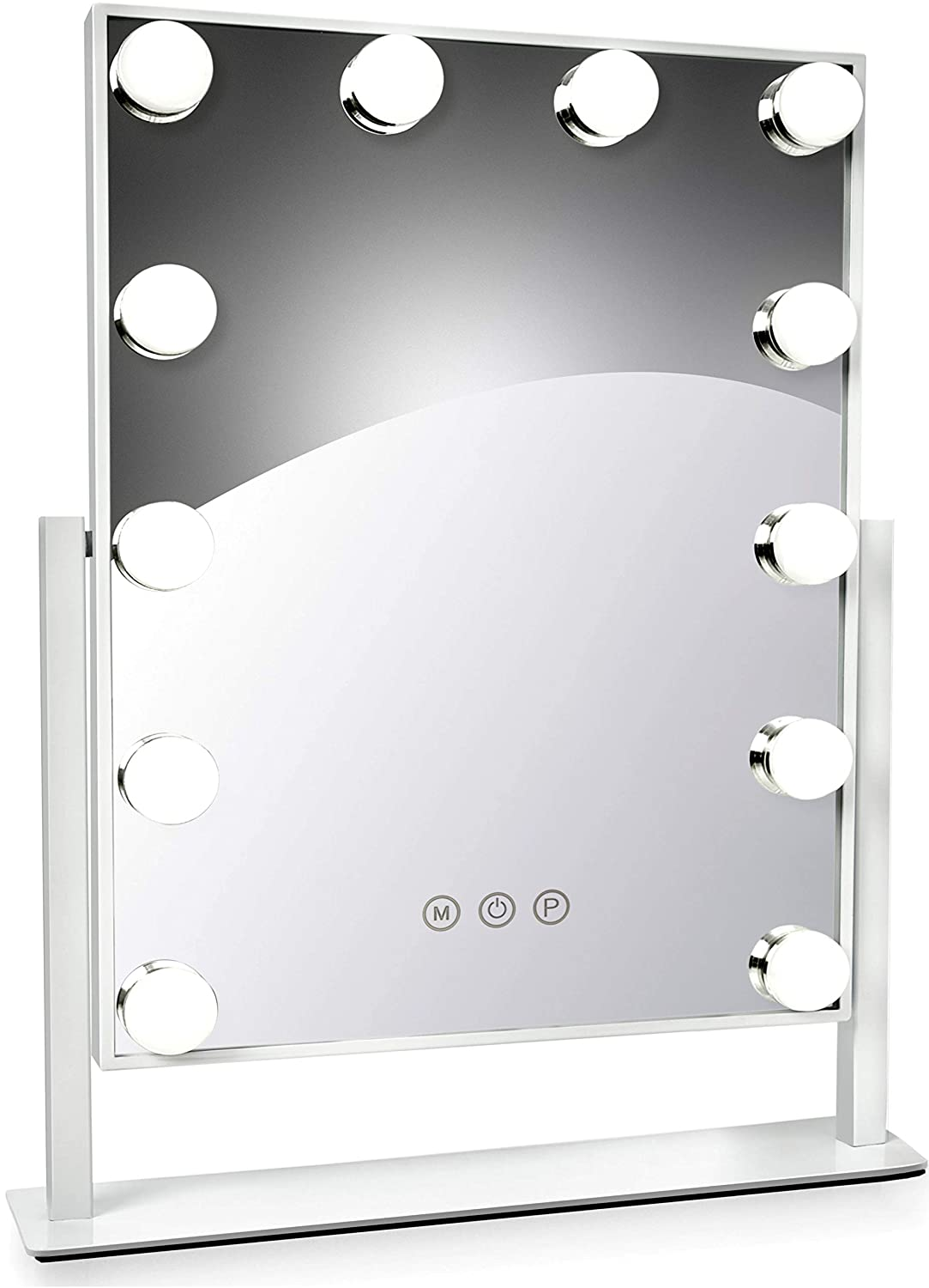 Albor Makeup Vanity Mirror with Lights – Lighted Makeup Mirror with Lights Mirrors Led Mirror Makeup Light Lighted Mirror Vanity Lights Makeup Vanity with Lights Vanity Light Led Vanity Mirror