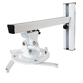 M&G Techno - Soporte de Pared para proyectores (orientable, 360 ...
