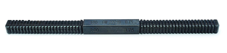 GearWrench 2228D Metric External Thread Restorer File