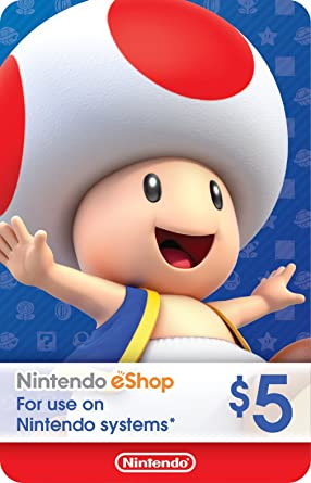 Nintendo eShop Gift Card 5.0 USD