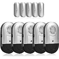 Wireless Door Window Open Alarm Home Security Magnetic Burglar Alarm Detector 125DB Anti-Theft Alert Sensor Low Battery…
