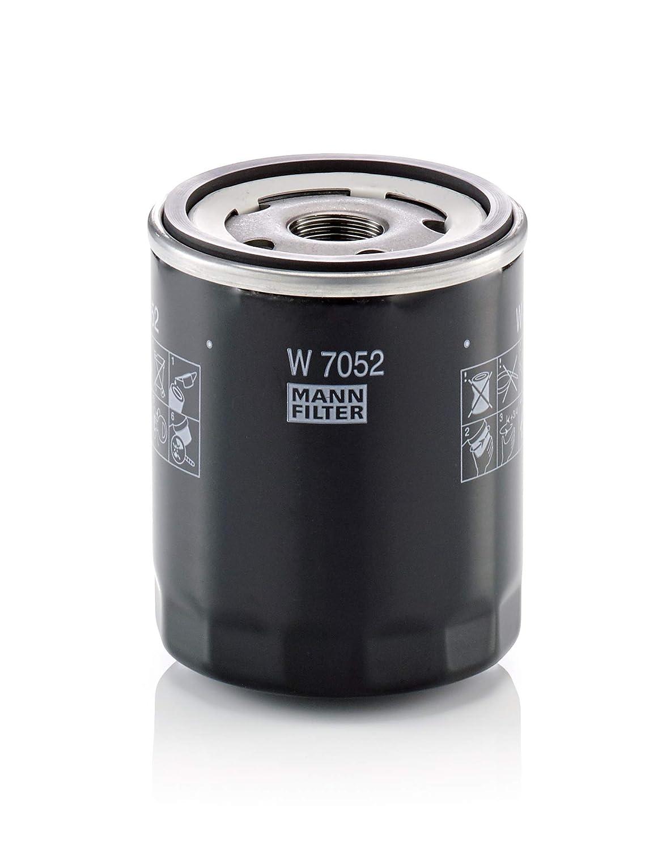 Original MANN-FILTER Ölfilter W 7052 – Für PKW und Transporter MANN & HUMMEL GMBH