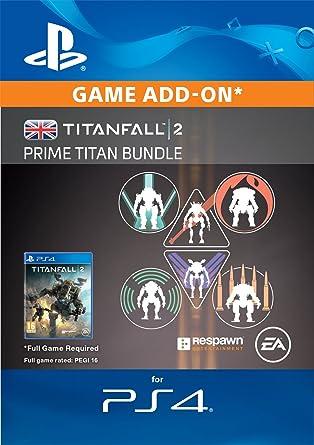 Titanfall 2: Prime-Titan-Bundle Edition DLC [PS4 Download Code - UK