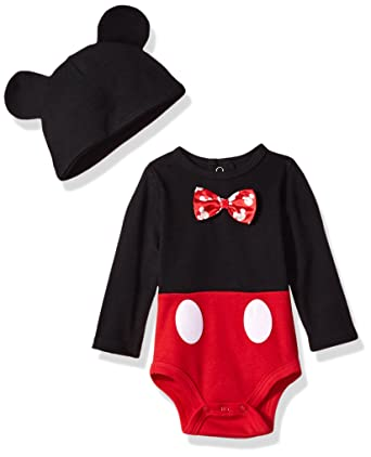 Disney Baby Boysu0027 Mickey Mouse Costume Creeper Multi ...  sc 1 st  Amazon.com & Amazon.com: Disney Baby Boysu0027 Mickey Mouse Costume Creeper: Clothing